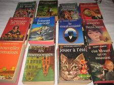 """22 Livres J'ai lu Les mensonges, Les ambassades, etc  """" détail dans l'annonce """""""