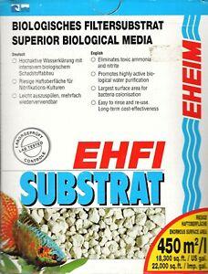 Eheim EHFI SUBSTRAT Superior Biological External Filter Media 2L