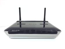 BELKIN N Wireless Router F5D8233-4 300 Mbps 4 Port 10/100
