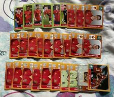 PANINI EURO 2020 TOURNAMENT EDITION FULL TEAM SET OF ALL 28 SPAIN STICKERS