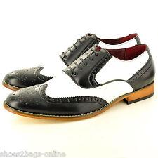 Herrenschuhe Leder Schwarz, Ausgefallene Schuhe Herren