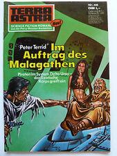 Im Auftrag des Malagathen von Peter Terrid - Terra Astra Heft Nr. 46