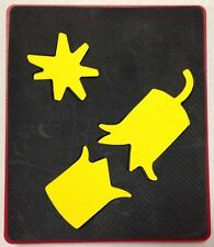 Sizzix Large Red Original Die Cutter ~ FIRECRACKER ~ Scrapbook Cuts 4th of July