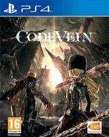 Code Vein Uncut  (PS4)
