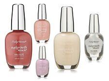 5 Sally Hansen Nailgrowth Miracle Nail Polish Multi Color
