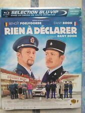 Rien à Déclarer ( Dany Boon ) , blu-ray + dvd neuf sous blister