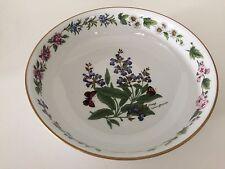 "Royal Worcester Worcester Herbs Sage Salad Bowl, 10"" Diameter x 2 1/2"" High"