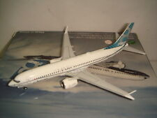 """Boeing Aircraft Company B737-8 Max """"Max 3 - Wave Livery"""" 1:400"""