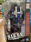 Transformers SIEGE War for Cybertron Deluxe Class COG - WEAPONIZER! NEW! SEALED!
