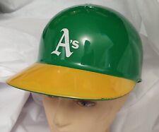 Oakland Athletics plastic adjustable helmet Sports Products Laich MLB baseball