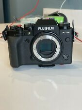 Fujifilm X-T4 26.1 MP Mirrorless Camera - Black (Body Only)