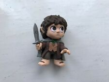 FUNKO MYSTERY MINI - LORD OF THE RINGS SERIES 1 -  FRODO BAGGINS VINYL FIGURE