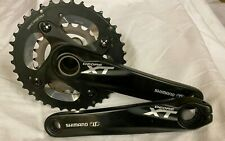 Shimano XT Crankset 10 speed 38/24 new