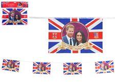 UNION JACK PARTY DECORATIONS Prince Harry Meghan Royal Wedding Celebrations UK