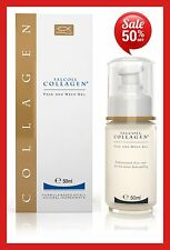 SALCOLL COLLAGEN Face and Neck Gel Anti Aging to Reduce Wrinkles Lines 50 ml