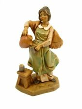 "Fontanini Martha Special Event Figurine Heirloom Nativity 5"" #65121"