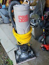Square Scrub Pivot Egb-20/Cv Pivot Machine Used Vaccum Stripper Chemical Free