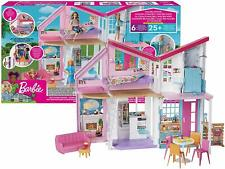 Barbie Malibu House Playset  girls present gift **FREE SAME DAY SHIPPING**