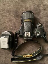 Nikon D3300 w/ AF-S 18-55mm lens