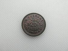 Nizza collezionabile in rame W. Cussons limitata-SCAFO / Leeds / Bradford token
