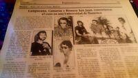 Camarón de la isla, Campuzano Y Romero San Juan En El Coliseo Balear. 1986!!!