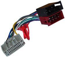 Adaptateur faisceau câble ISO autoradio pour Chrysler 200 Grand Voyager Sebring