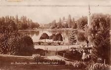 b143 vedere din parcul carol  Bucuresti real photo  romania