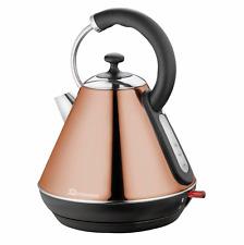 Sq Professional copper colour kettle 1.8L 2200W
