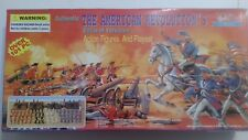 Authentic American Revolution Battle of Yorktown Boxed Playset Vintage