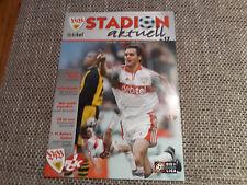 Programm VfB Stuttgart - 1 FC Kaiserslautern 01/02