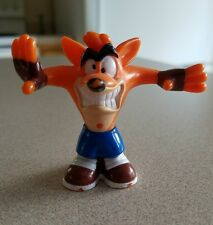 Crash Bandicoot Action Figure  (Taco Bell Toy, 90s, Rare, Vintage, Sony)