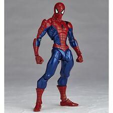 Kaiyodo REVOLTECH MARVEL SERIE No.002 Incredibile Spider Man Versione Giapponese