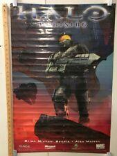 VIDEO GAME POSTER Halo Uprising 2007 Microsoft XBOX 360 Bungie Alex Maleev
