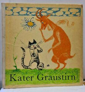 Kater Graustirn - Altberliner Verlag Lucie Groszer  1. Auflage 1969