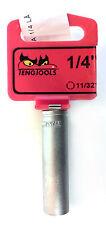TENG TOOLS m140211-c with 0.6cm UNIDAD 69890358 VASO LARGO HEXAGONAL Imperial