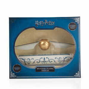 Harry Potter Mystery Flying Golden Snitch | Magic Trick