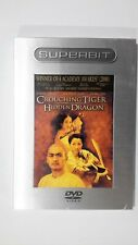 Crouching Tiger, Hidden Dragon New Sealed! (Dvd, 2001, The Superbit Collection)