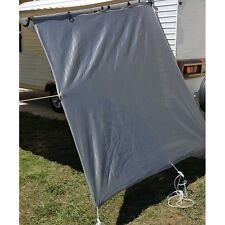 SUPEX Caravan Awning End Wall Privacy Sunshade Screen 1.9 x 2.3 (CAEPS)