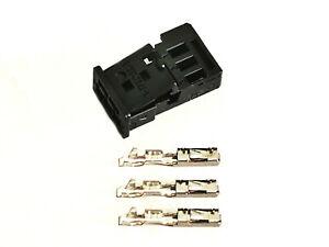 BMW 8 377 064 Mqs Socket Repair Kit 3-pol Plug Connector 8377064
