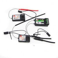 Flysky 2.4G FS-iA6B/FS-R6B/FS-GR3E  3/6-CH Receiver PPM Output for RC CAR