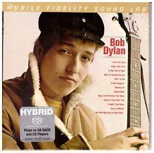 Bob Dylan ,  Bob Dylan  ( Ultradisc UHR™ Hybrid Stetreo SACD - UDSACD 2122 )