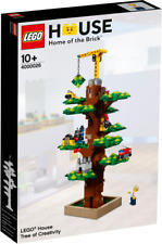 Lego House Tree of Creativity Set 4000026 New Sealed
