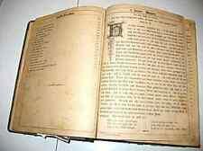 Altes Buch Von 1892 Morgen- + Abend-Andachten