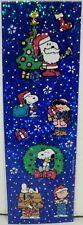 Sandylion Peanuts Snoopy Lucy Charlie Brown Woodstock Christmas Stickers