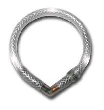 LEUCHTIE Mini 25 Collar Perros LED Blanco, Impermeable [Nuevo con etiquetas]