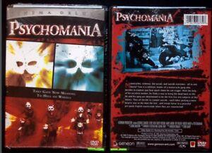 Psychomania New and sealed Region 1 CULT HORROR SKU 087