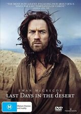 Last Days In The Desert (DVD, 2017) NEW