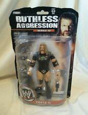 WWE - Wrestler Triple H Ruthless Aggression Series 32 Figure Jakks 2008 Unopened