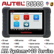 AUTEL OBD2 OBDII Scaner Code Reader OBD2 EOBD Diagnostic Scan Tool All System