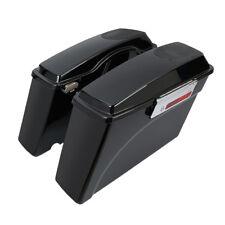 """Saddlebags w/ 5""""x7"""" Speaker Lids For Harley Touring Electra Glide FLHT 1993-2013"""